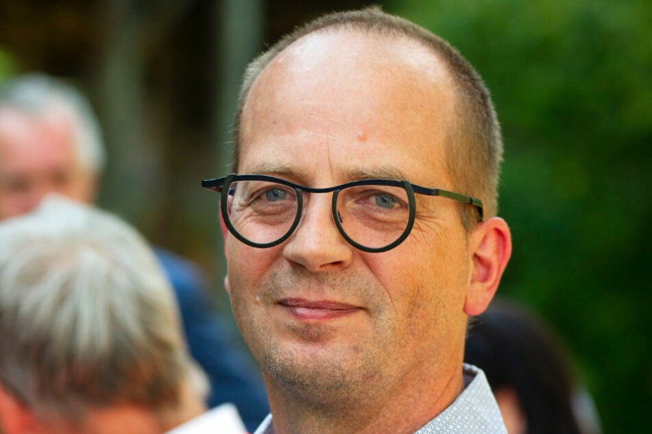 Johannes Rödel (53) freut sich über die Auszeichnung für seinen Verein.