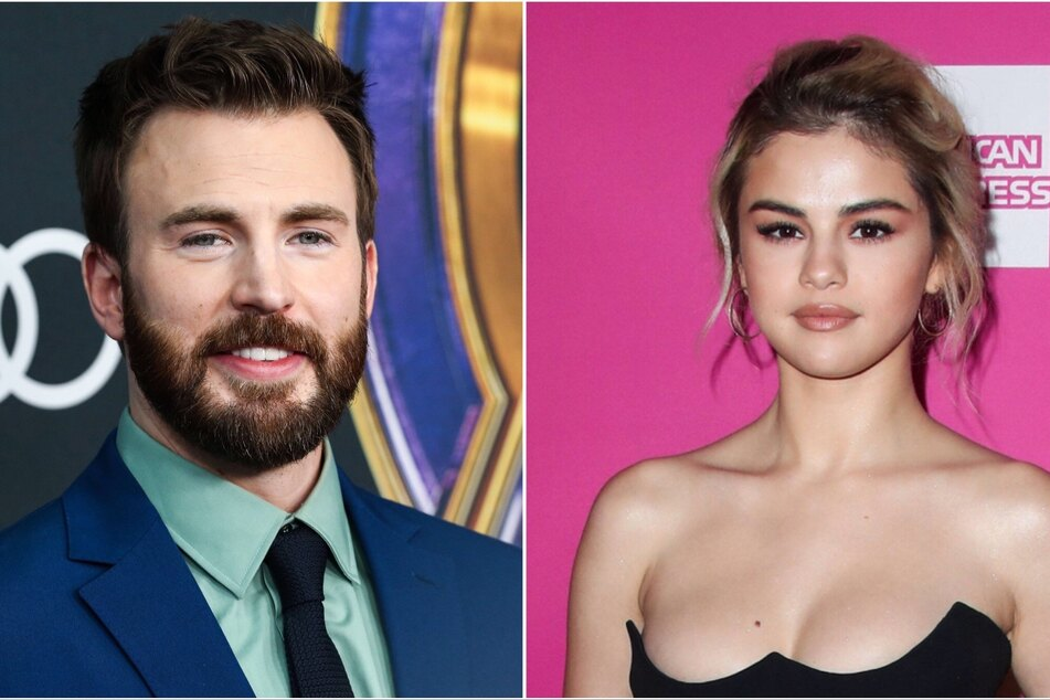 Selena Gomez and Chris Evans dating rumors set the internet ablaze!