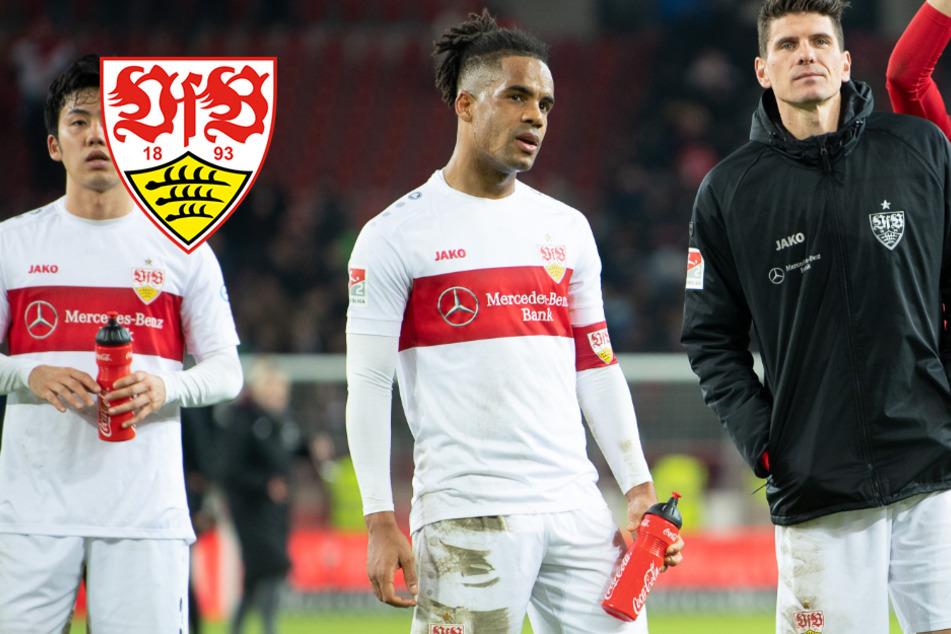"""Miese Laune beim VfB Stuttgart: """"Wir sind verdammt..."""""""