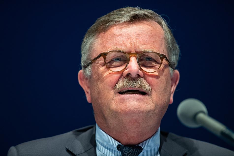 Frank Ulrich Montgomery (68), Vorsitzender des Weltärztebundes.