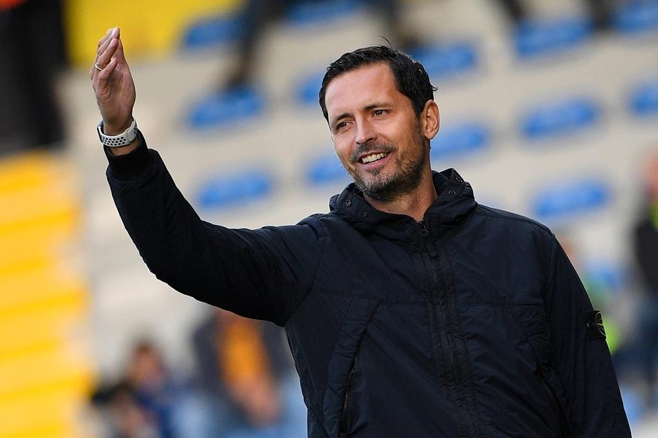 Dino Toppmöller (39) wird künftig das Trainerteam des RB Leipzig unterstützen.