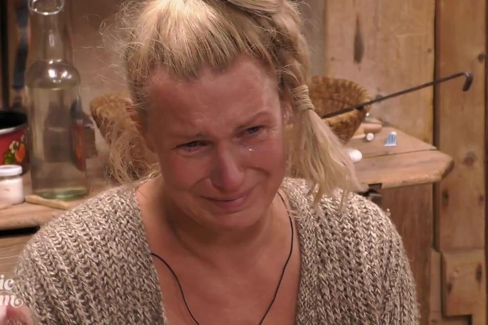 Auch bei Magdalena Brzeska (43) brechen alle Dämme.