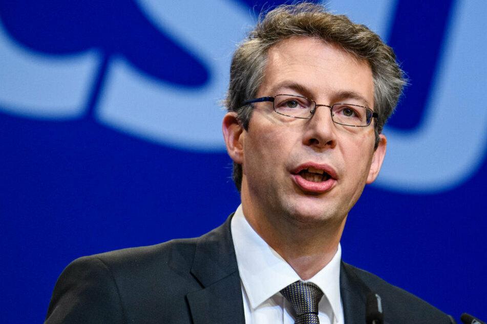 CSU-Generalsekretär: Bayerns Ex-Justizminister soll Parteiämter niederlegen