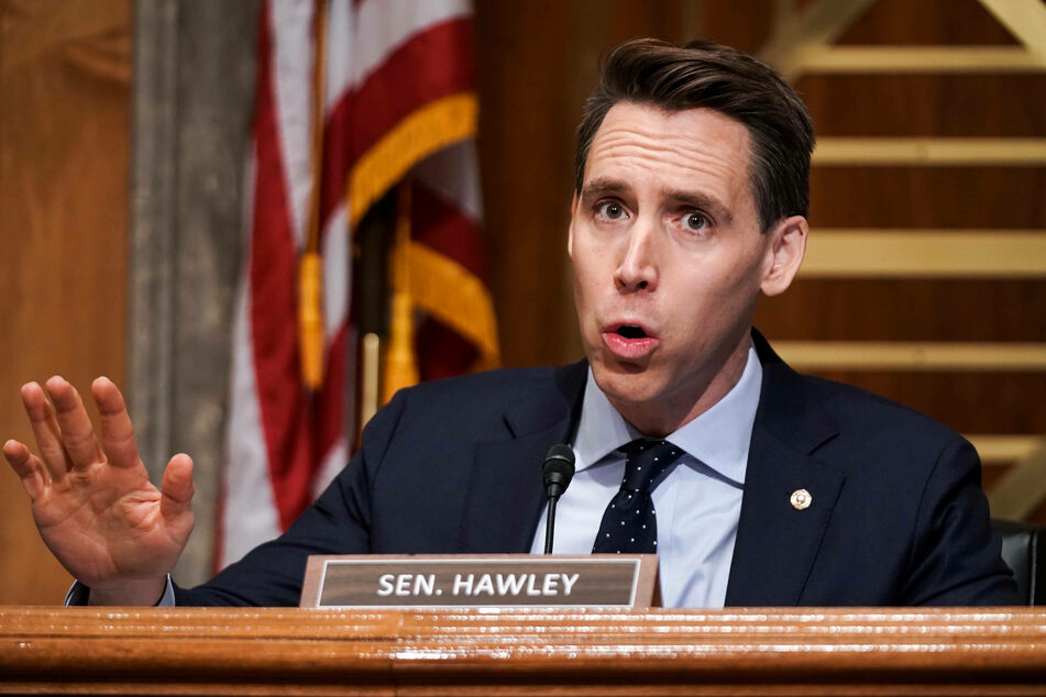 Missouri Republican Senator Josh Hawley said he will object when Congress counts the Electoral College votes next week.