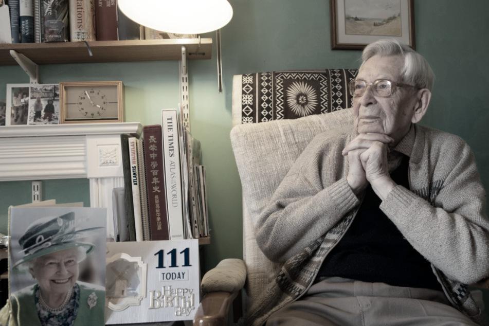 Trauer um Bob Weighton: Ältester Mann der Welt ist tot