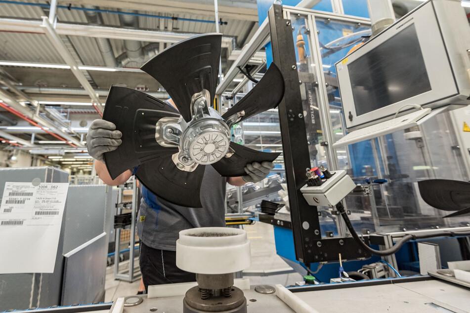 Die Südwest-Industrie hat mit 35,8 Milliarden Euro im März einen Rekordumsatz erzielt.