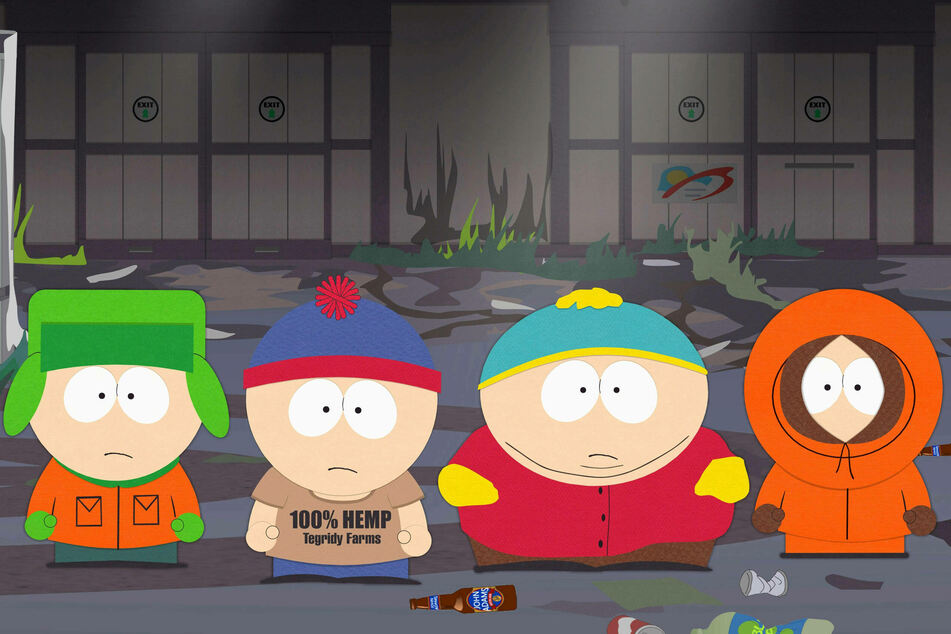 """South Park mocks conspiracies in hour-long """"Vaccination Special"""""""
