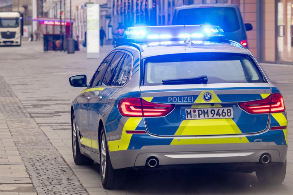 Insgesamt führte die Münchner Polizei nach Angaben an diesem Wochenende 6200 Kontrollen durch. (Symbolbild)