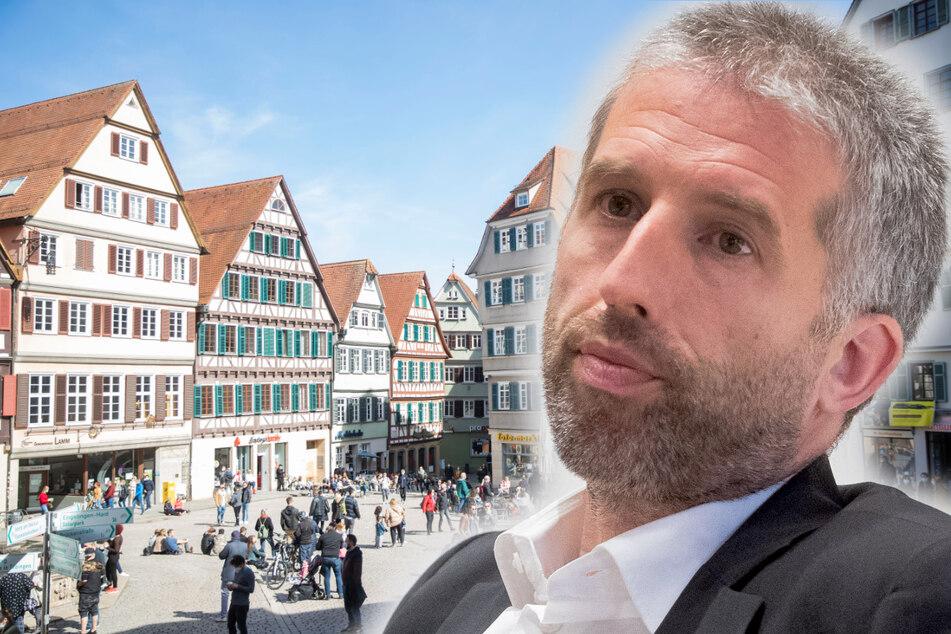 Flüchtlinge an steigendem Inzidenzwert mit schuld? taz-Autor attackiert Boris Palmer!