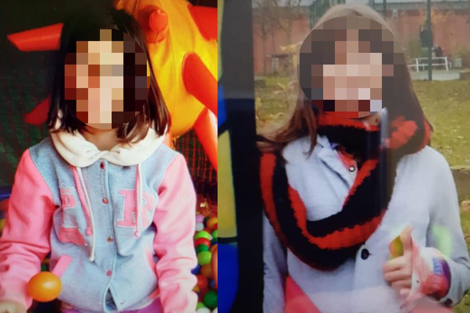 Vermisste Mädchen: Marie (15) und Samanda-Josefine sind wieder da