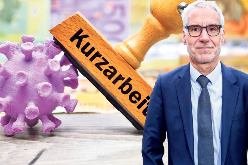 Corona hat 6,4 Prozent Wirtschaftsleistung gekostet: Wirtschaftswissenschaftler Prof. Joachim Ragnitz (59) vom Dresdner ifo-Institut.