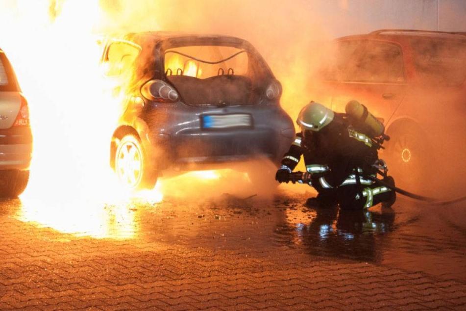 Warum Brennen Autos