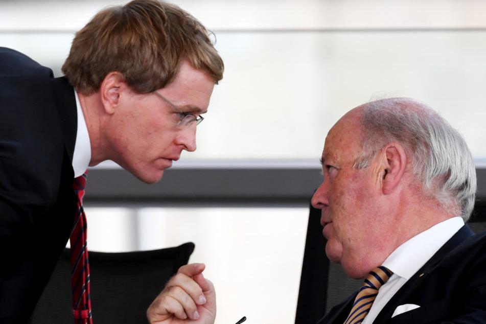 Paukenschlag in Schleswig-Holstein! Innenminister Grote tritt zurück
