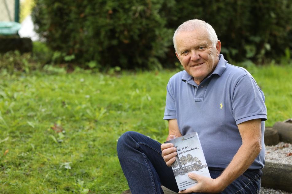 Walter Hemmerlein (65) stammt ursprünglich aus Rodewisch und lebt heute im Allgäu. Das Rätsel ums Bernsteinzimmer lässt ihn nicht los.