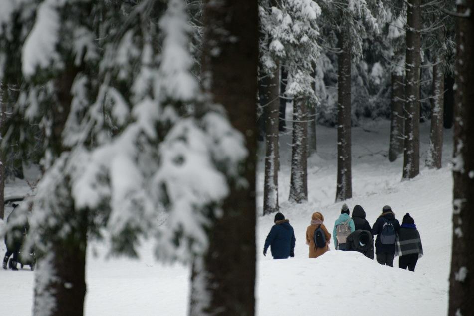 Der Winterberg im Sauerland ist ein großer Magnet für Touristen. (Symbolbild)