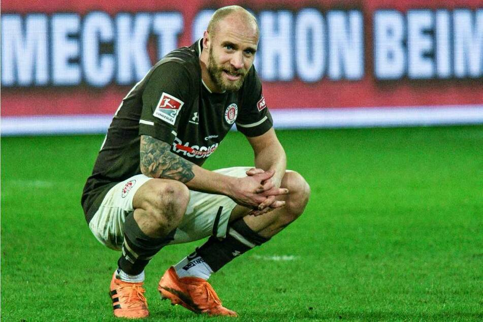 Tore Reginiussen (35) absolvierte zehn Zweitliga-Partien für den FC St. Pauli.
