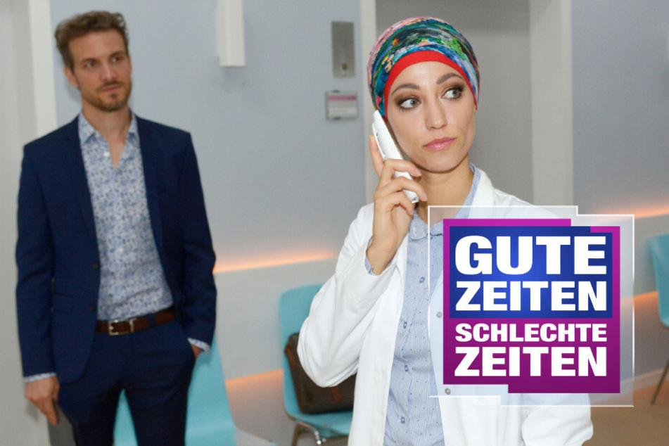 GZSZ: GZSZ: Felix und Nazan streiten sich, ist da doch noch mehr?