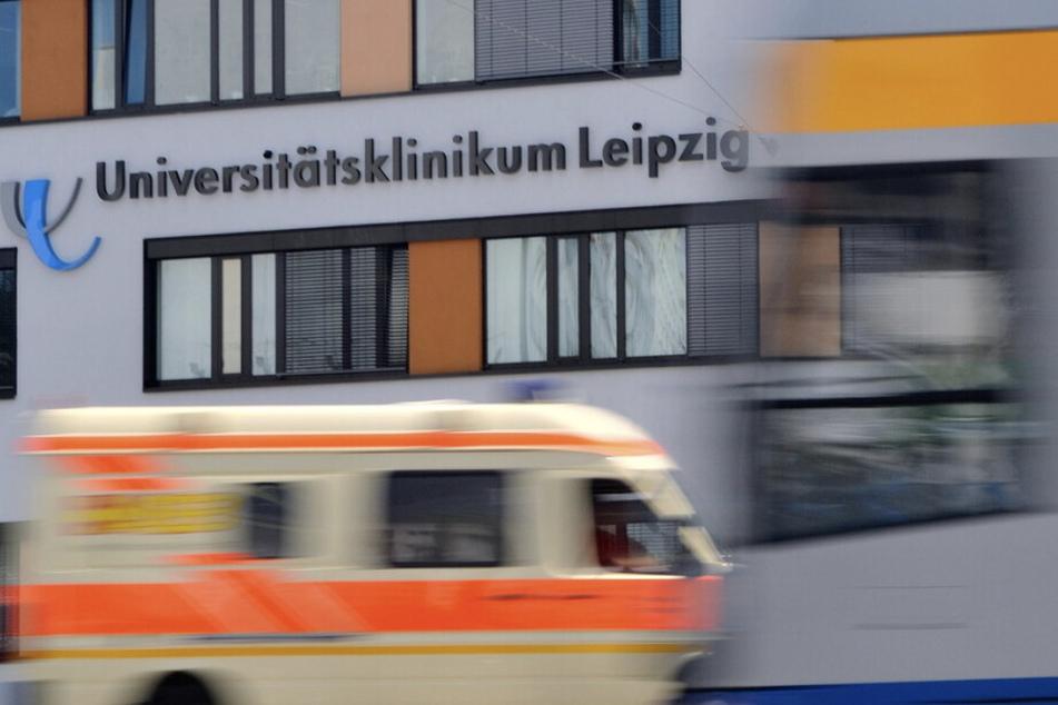 In den letzten Wochen durften nur Schwerkranke und Kinder in den Leipziger Kliniken besucht werden. (Symbolbild)