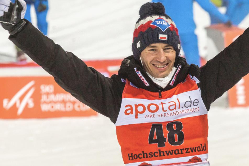 Hymnenpanne: Weltcup-Organisatoren entschuldigen sich bei Kamil Stoch
