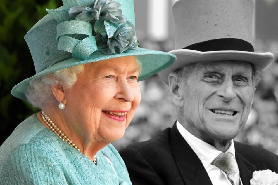 So rührend begeht die Queen Prinz Philips 100. Geburtstag