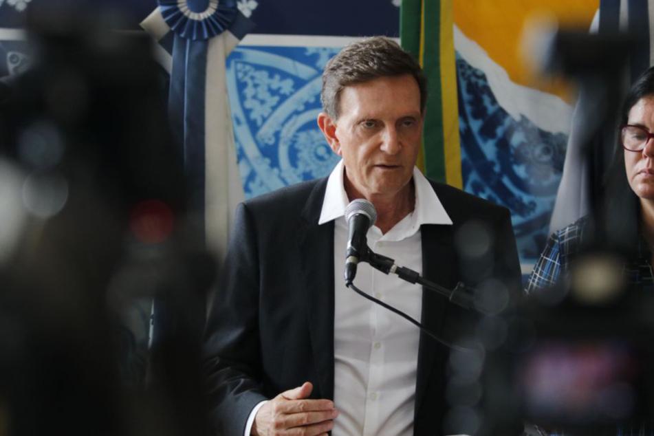 Marcelo Crivella, Bürgermeister von Rio de Janeiro.