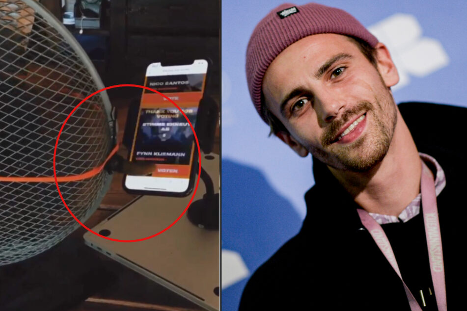 Wieso binden Fans von YouTuber Fynn Kliemann Gurken an ihren Ventilator?