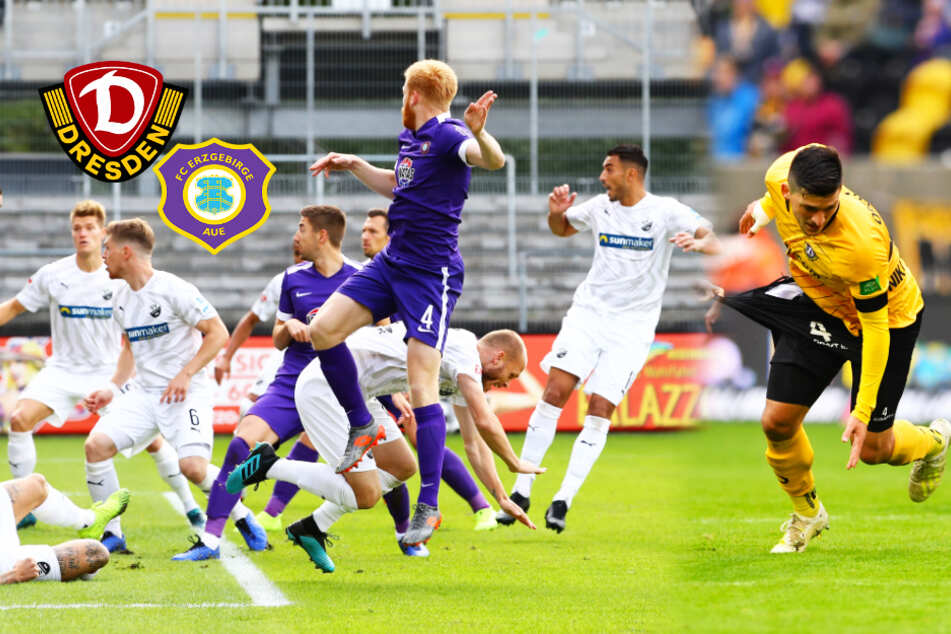 Für Dynamo und Aue geht es bald wieder los: Beide Sachsen-Teams mit wenig Vorbereitungszeit!