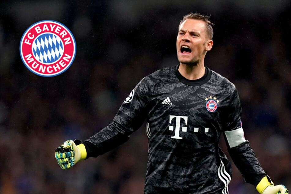 Manuel Neuer herrscht bis 2023 im Bayern-Tor: Nübel auf dem Abstellgleis?