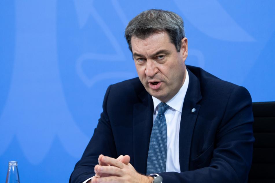 Harter Lockdown für Bayern kommt: Kabinett setzt Corona-Verordnung rechtlich um