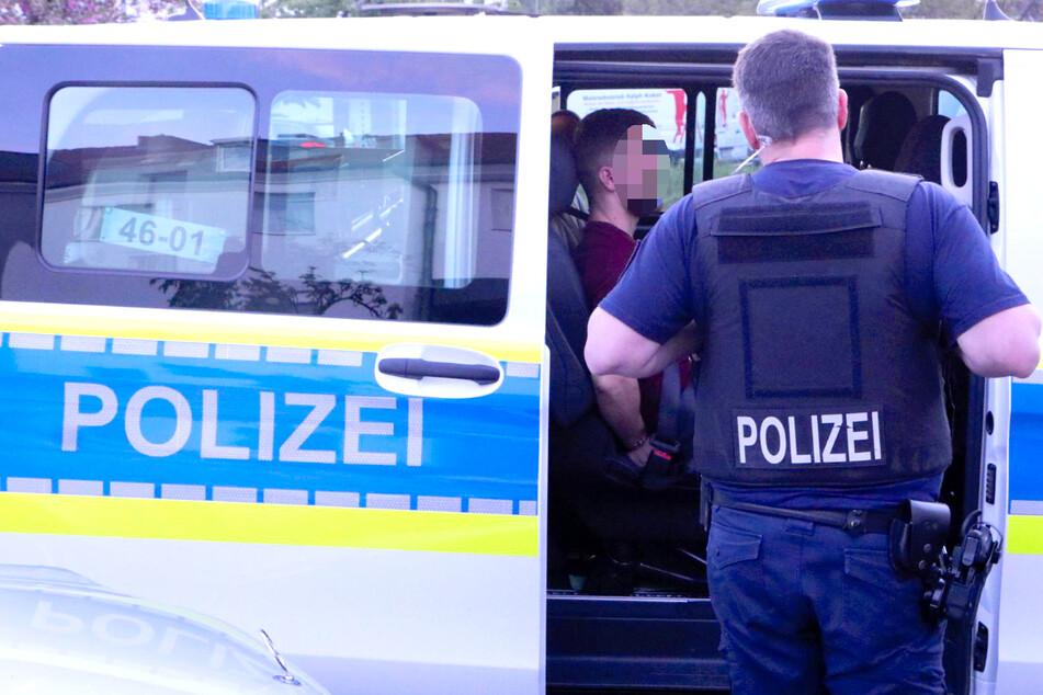 Die Beamten konnten den 26-Jährigen festnehmen.