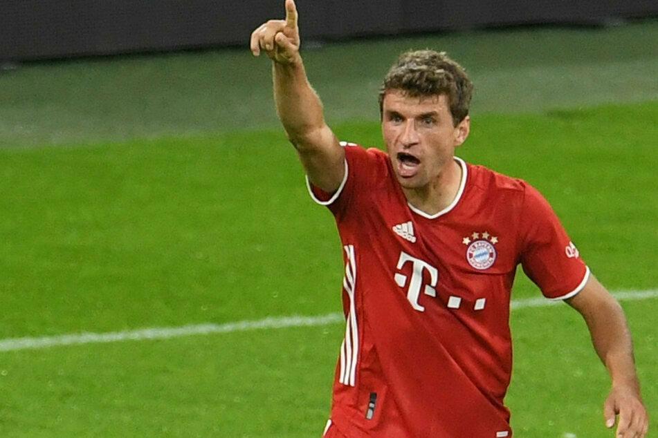 Für das FC-Bayern-Urgestein Thomas Müller (31) wäre es der zehnte Deutsche-Meister-Titel. (Archiv)