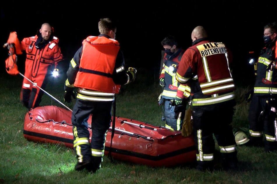 Junge (†4) aus Fluss geborgen: Todesursache steht fest