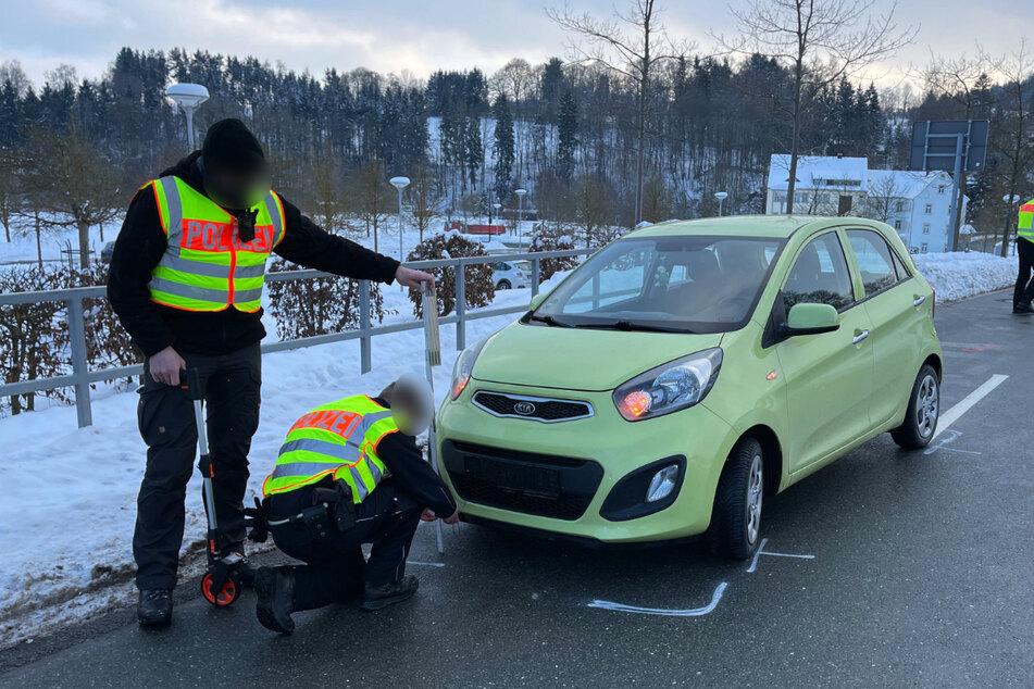 Dramatischer Unfall in Thüringen: Mädchen (3) vor Kita von Auto erfasst