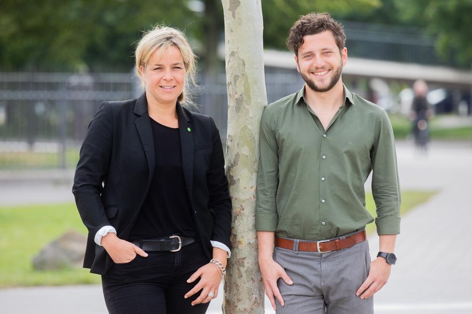 Wahlen in NRW: Grünen wollen mit jungen Kandidaten punkten