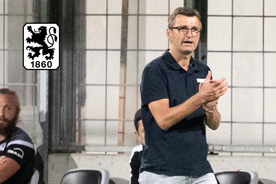 TSV 1860 in der Vorbereitung: Michael Köllner ist zufrieden und betont den Fokus