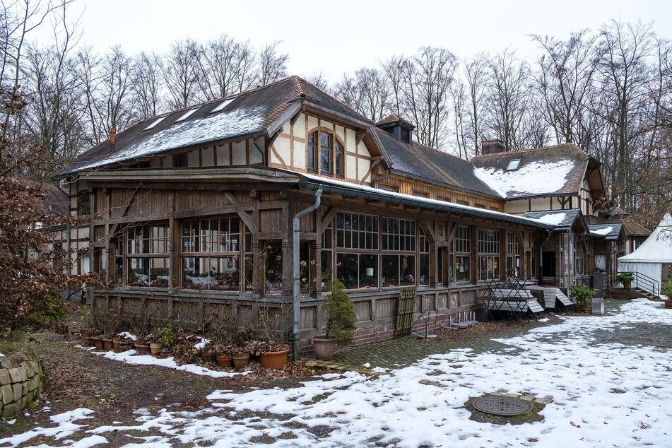 Einst gab es im Zeisigwald vier Gaststätten. Heute existiert nur noch die Zeisigwaldschänke.