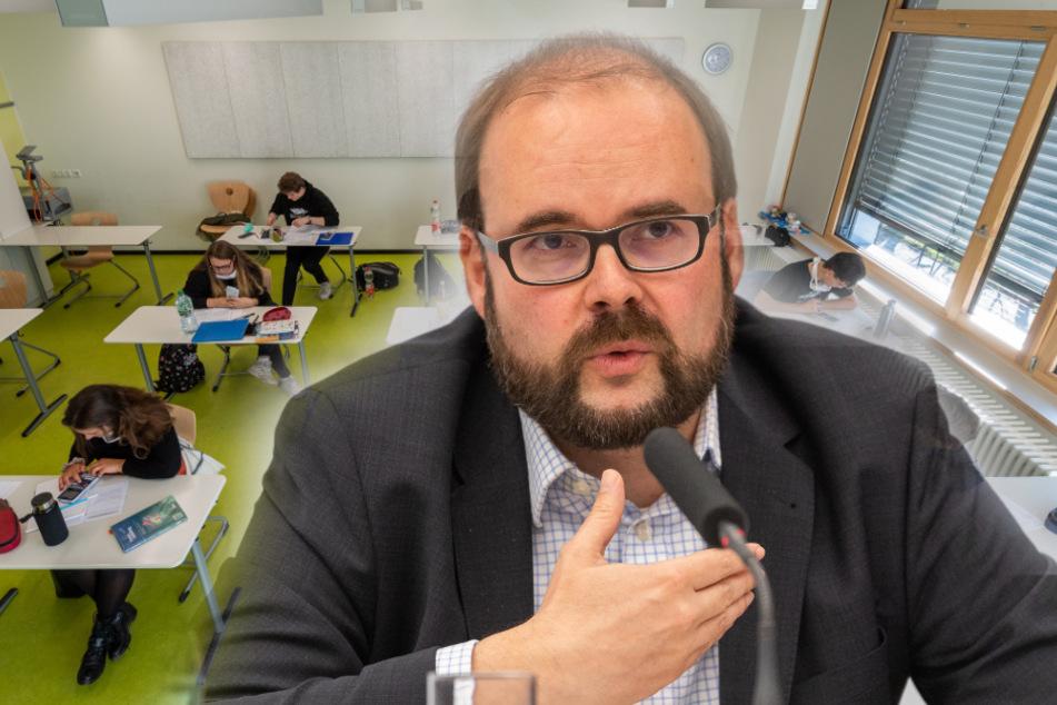 Abitur in Sachsen: Ministerium rudert zurück, Anhebung um einen Punkt