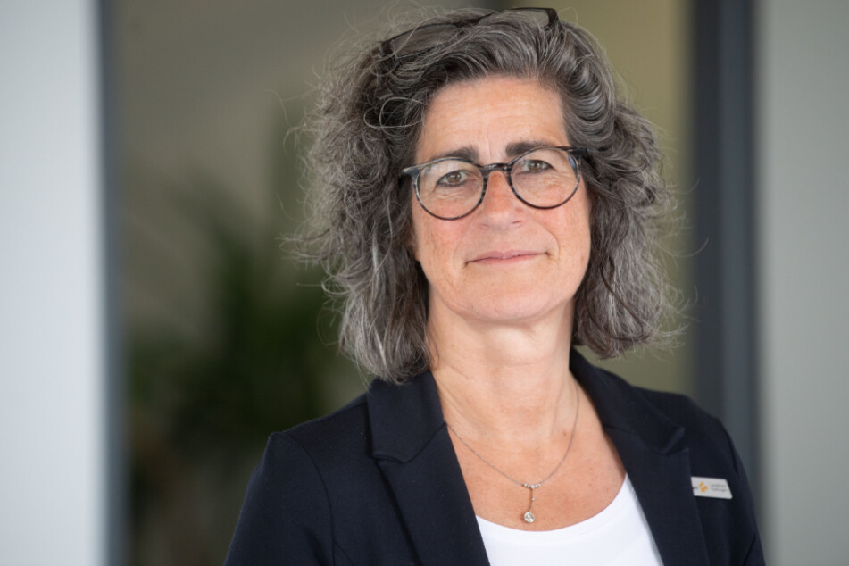 Dominique Scheuermann, Leiterin des Gesundheitsamt des Landkreises Esslingen.