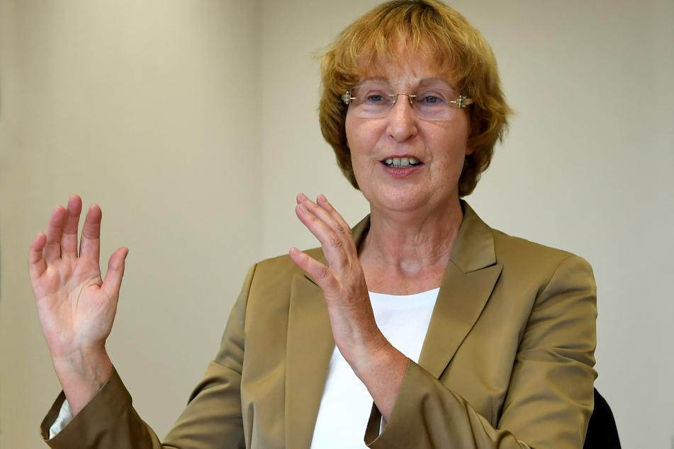 Martina Wenker (62), Präsidentin der Ärztekammer Niedersachsen und Fachärztin für Innere Medizin.
