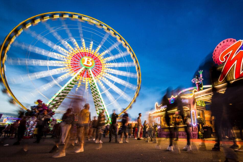 Im vergangenen Jahr kamen rund 1,2 Millionen Menschen aufs Frühlingsfest.