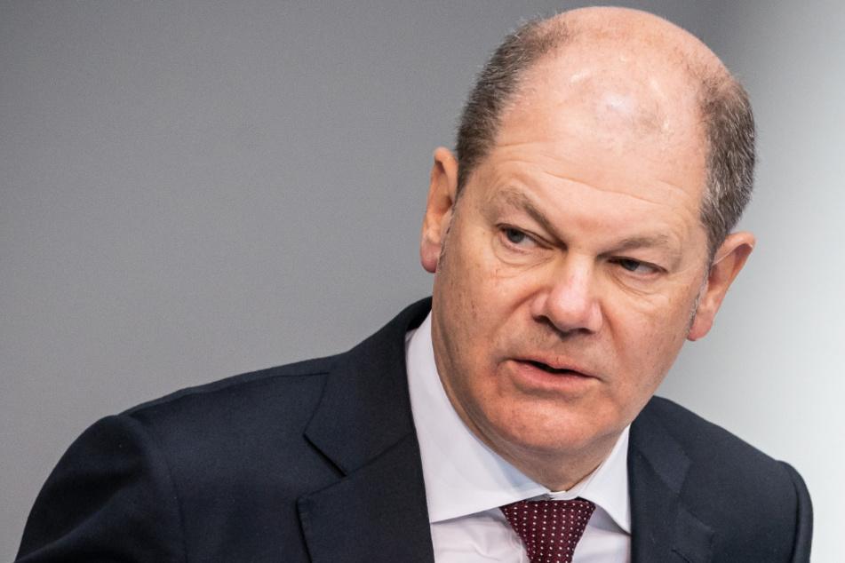 """Coronavirus: Olaf Scholz spricht von """"hohen Investitionen"""" nach Corona-Krise"""