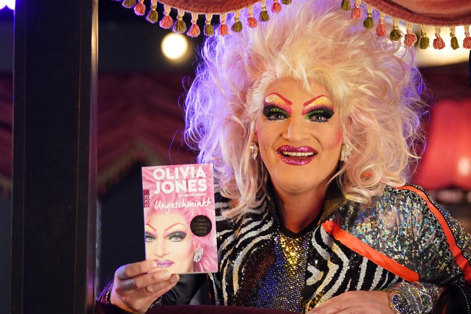 Ungeschminkte Einblicke: Olivia Jones veröffentlicht Biografie!