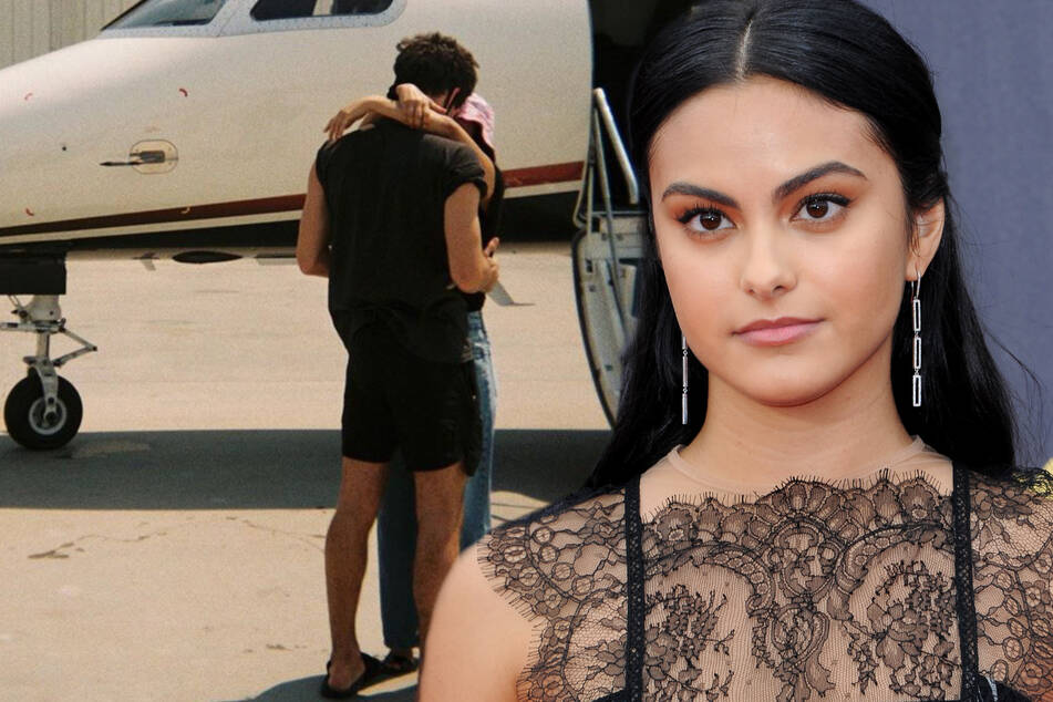 Riverdale star Camila Mendes shows off hot new boyfriend on Instagram