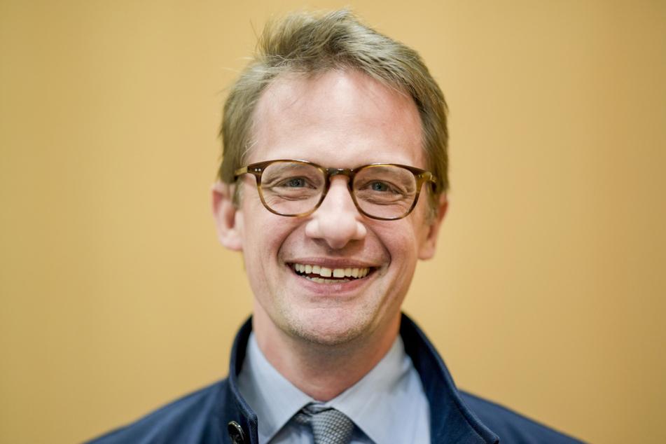 Richard Seelmaecker (48), Verkehrsexperte der CDU-Fraktion, fordert einen Kurswechsel in der Hamburger Verkehrspolitik. (Archivbild)