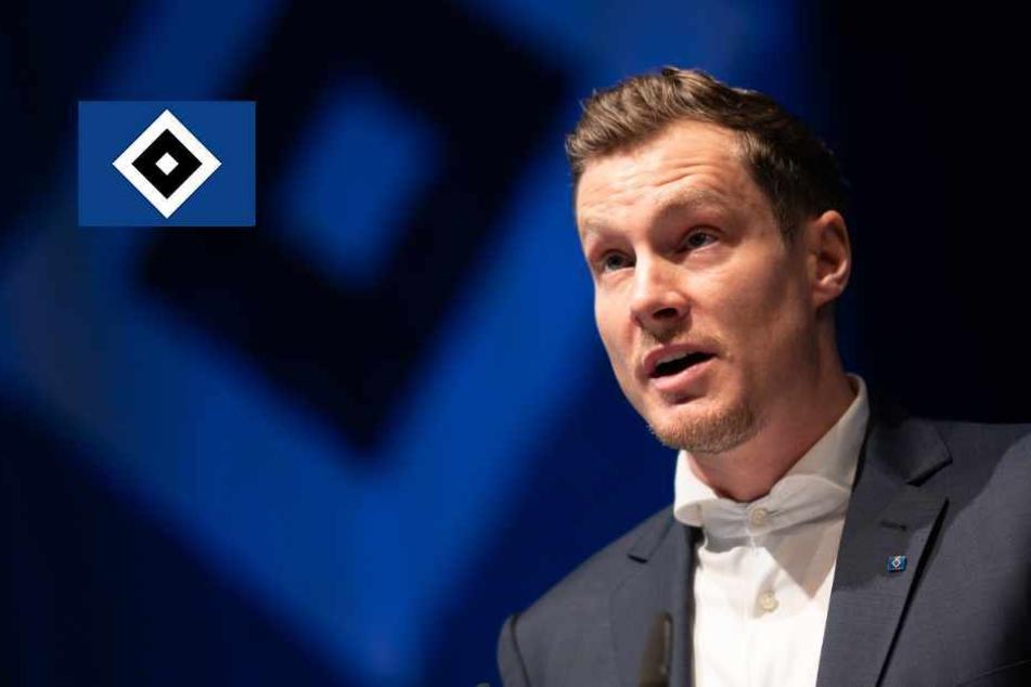 Neuer Boss Jansen sicher: HSV ist für alle Szenarien gut aufgestellt