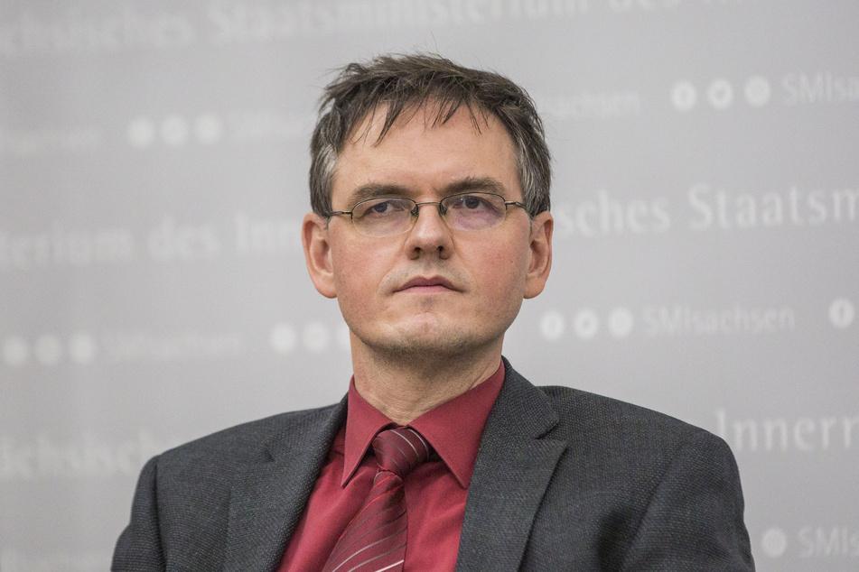 Staatsanwalt: Oberstaatsanwalt Jürgen Schmidt (45) informierte über die Anklage aus seiner Behörde.