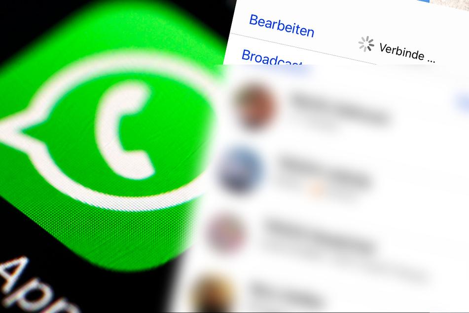 WhatsApp und Instagram down!