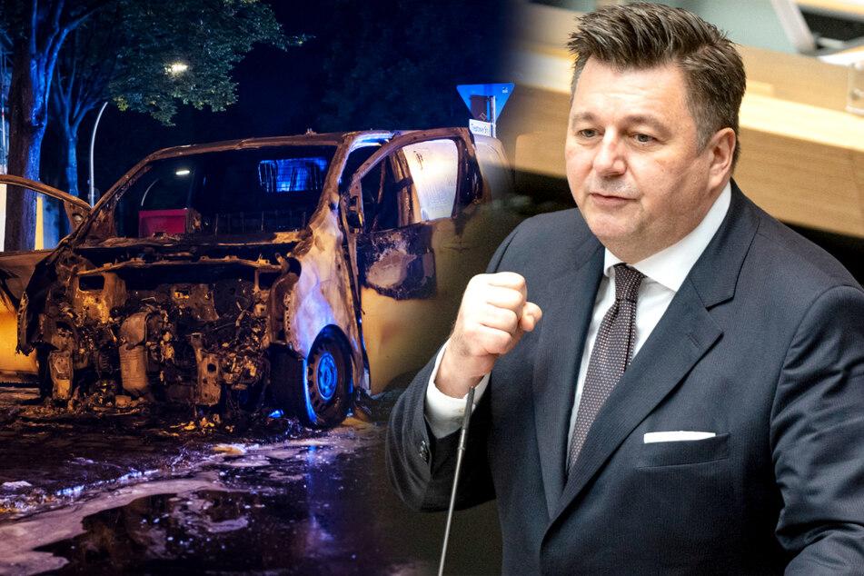 Neue Anklage gegen Verdächtigen in rechtsextremer Anschlagsserie in Neukölln