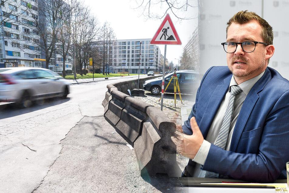 Warum zieht Dresden geplante Bauarbeiten nicht einfach vor?