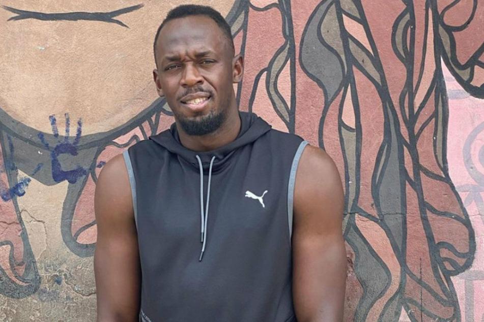 Usain Bolt zeigte sich bei der Namensgebung seiner Tochter sehr kreativ.